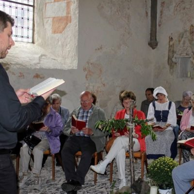 Luther in Ober-Ohmen Chrischona