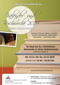 Buch- und Kalenderausstellung